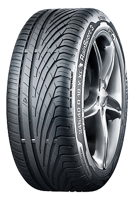 Tyre Uniroyal RAINSP 97Y 255/35R20 97 Y