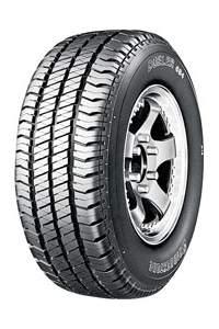 Summer Tyre BRIDGESTONE BRIDGESTONE D684II 265/60R18 110 H