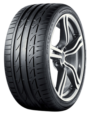 Summer Tyre BRIDGESTONE BRIDGESTONE S001 235/35R19 91 Y