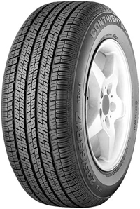 Summer Tyre CONTINENTAL CONTINENTAL 4X4 CONTACT 255/60R17 106 H