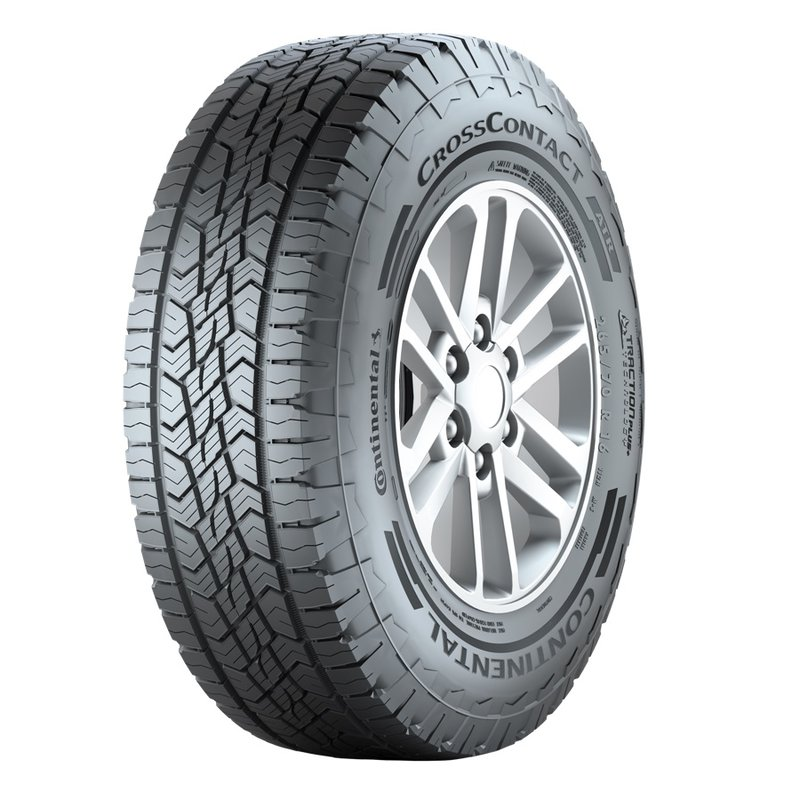 Summer Tyre CONTINENTAL CROSS CONTACT ATR CONTINENTAL 235/55R18 100 V