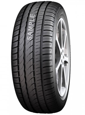 Summer Tyre CONTINENTAL CONTINENTAL VANCO 100 195/75R16 107 R