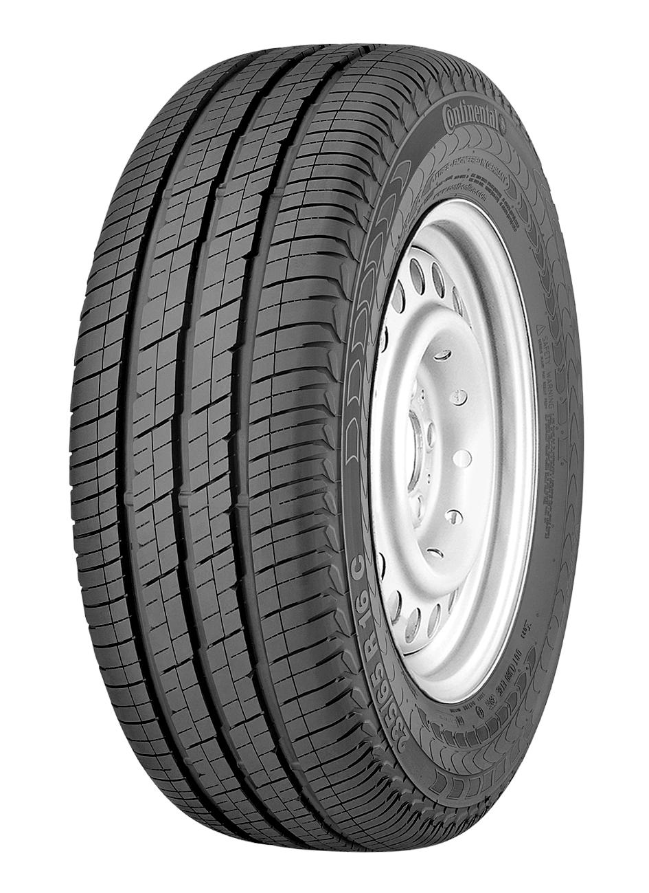 Summer Tyre CONTINENTAL CONTINENTAL VANCO-2 235/60R17 121 R