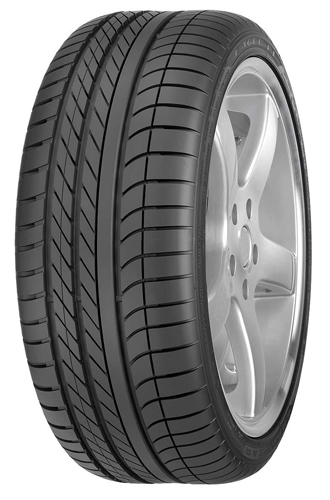 Summer Tyre GOODYEAR EAGLE F1 ASYMMETRIC GOODYEAR 235/50R17 96 Y