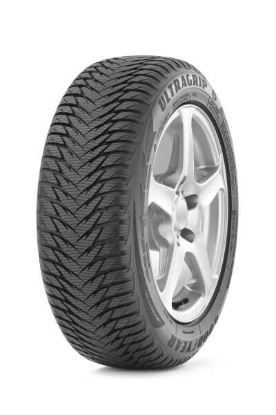Winter Tyre GOODYEAR ULTRAGRIP 8 GOODYEAR 185/60R14 82 T