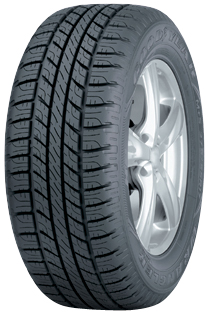 Summer Tyre GOODYEAR GOODYEAR WRANGLER HP AW 255/65R17 110 T