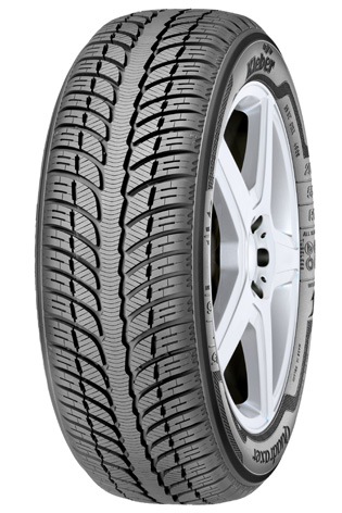 All Season Tyre KLEBER KLEBER QUADRAXER 205/55R16 91 H