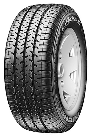 Summer Tyre MICHELIN MICHELIN AGILIS 51 195/65R16 100 T