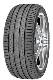 Summer Tyre MICHELIN MICHELIN LATITUDE SPORT 3 255/60R18 112 V