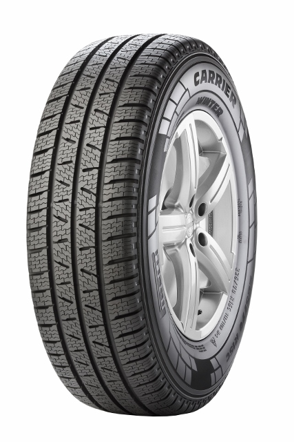 Winter Tyre PIRELLI PIRELLI CARRIER WINTER 195/70R15 104 R