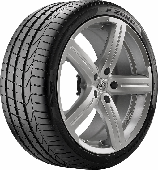 Summer Tyre PIRELLI PIRELLI PZERO 255/45R17 98 Y