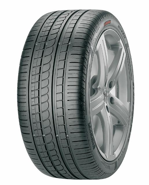 Summer Tyre PIRELLI PIRELLI PZERO ROSSO 255/35R19 96 Y