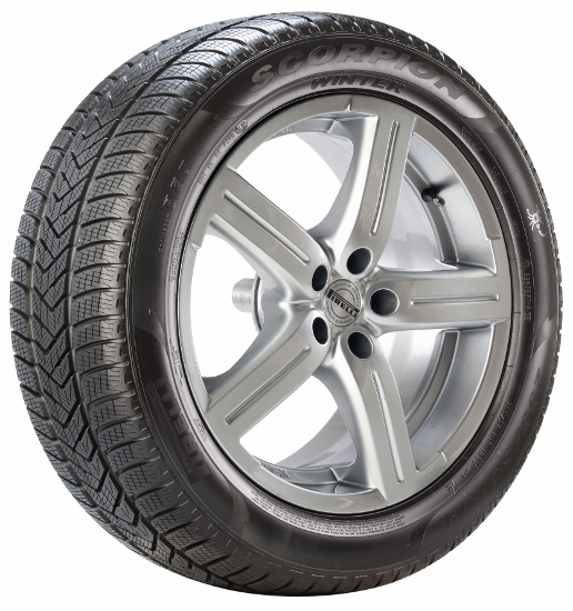 Winter Tyre PIRELLI PIRELLI SCORPION WINTER 265/55R19 109 V