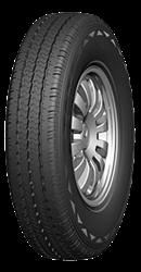 Summer Tyre Jinyu Crosspro YS77 205/80R14 109 R
