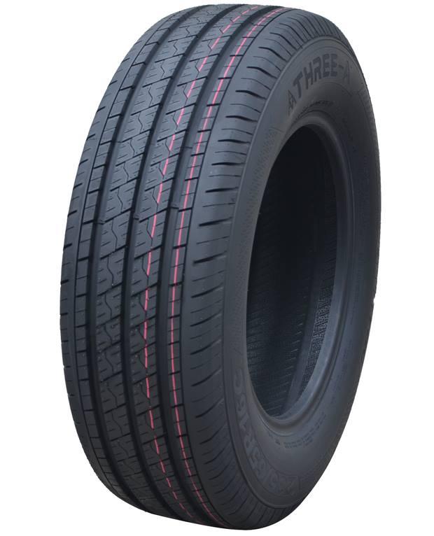 Summer Tyre THREE-A THREE-A EFFITRAC 205/70R15 106 R