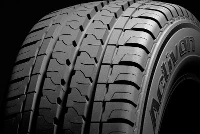 Winter Tyre B.F. GOODRICH ACTIVAN 195/65R16 02 T