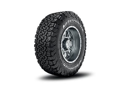 Summer Tyre B.F. GOODRICH ATKO2 255/70R16 17 S