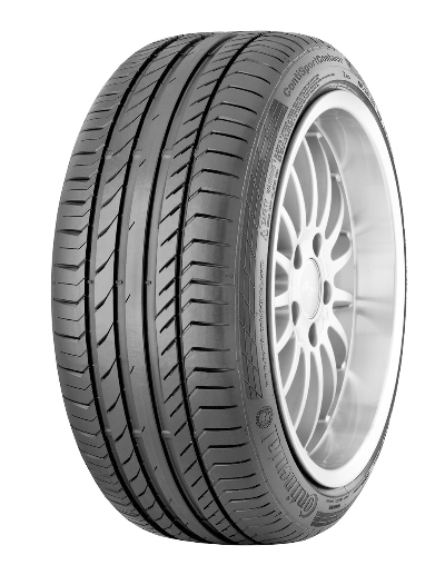 Tyre CONTINENTAL COSPT5 255/45R19 00 V