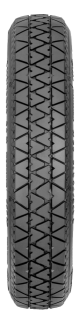 Tyre CONTINENTAL CST17 125/80R17 99 M