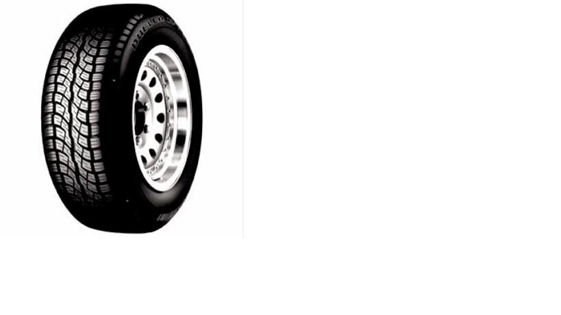 Tyre BRIDGESTONE D687 235/60R16 00 H