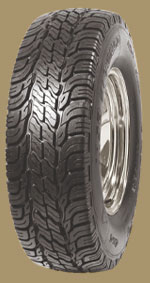 Summer Tyre INSA TURBO MOUNTAIN 235/70R16 06 S