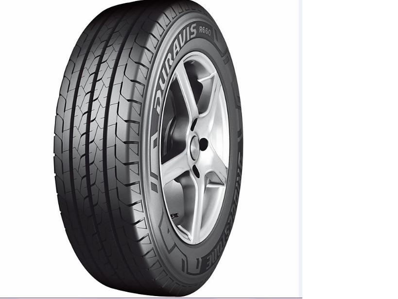 Tyre BRIDGESTONE R660 195/75R16 05 R