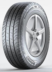 Summer Tyre Continental Van Contact 200 195/65R16 104 T