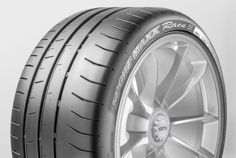 Summer Tyre Dunlop SP SportMaxx Race 2 305/30R20 103 Y