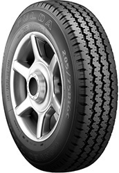 Summer Tyre Fulda Conveo Tour 195/70R15 104 R