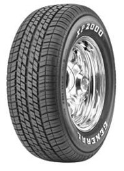 Summer Tyre General XP2000II 275/55R16 107 H
