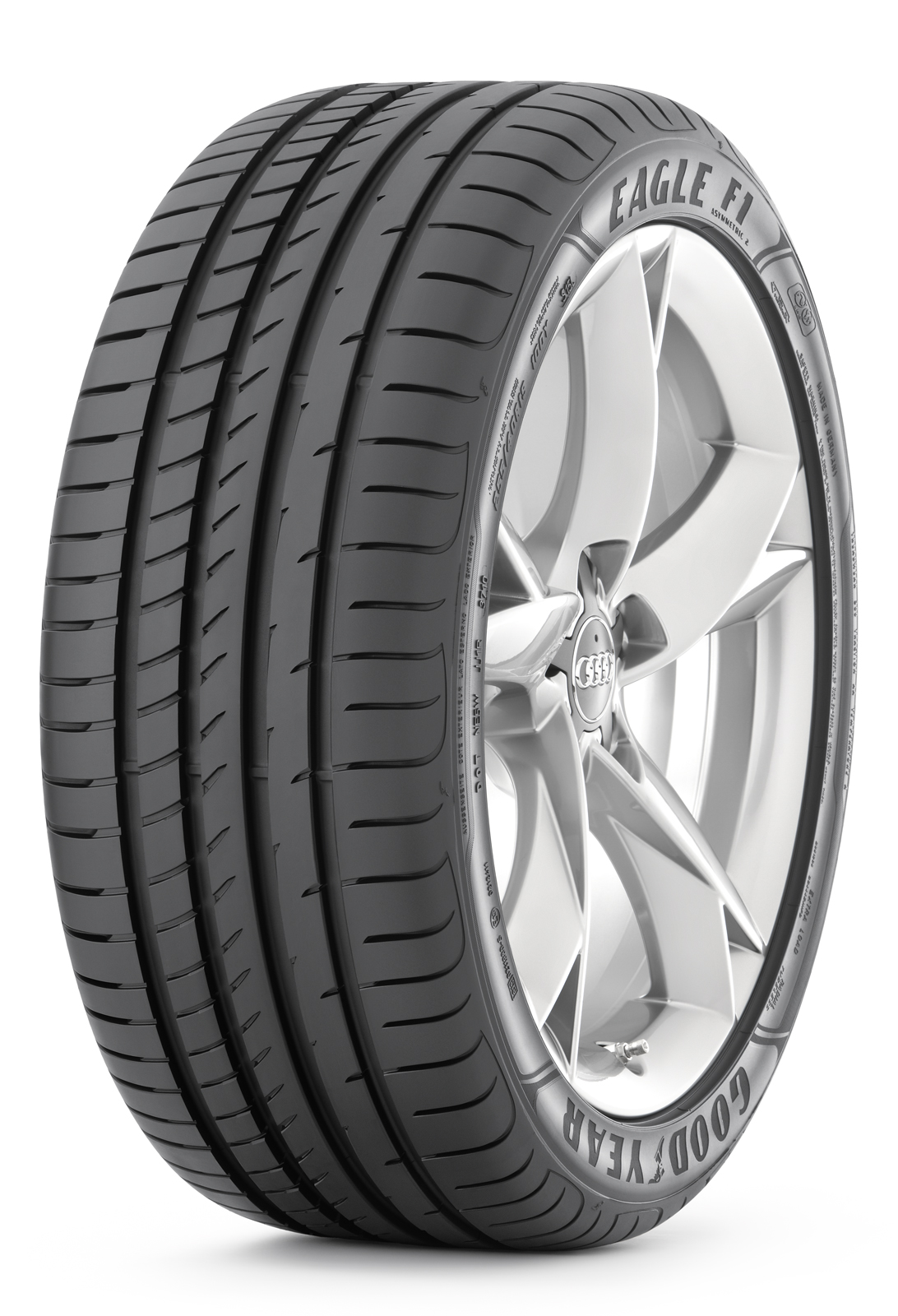 Summer Tyre Goodyear Eagle F1 Asymmetric SUV XL 255/60R18 112 W