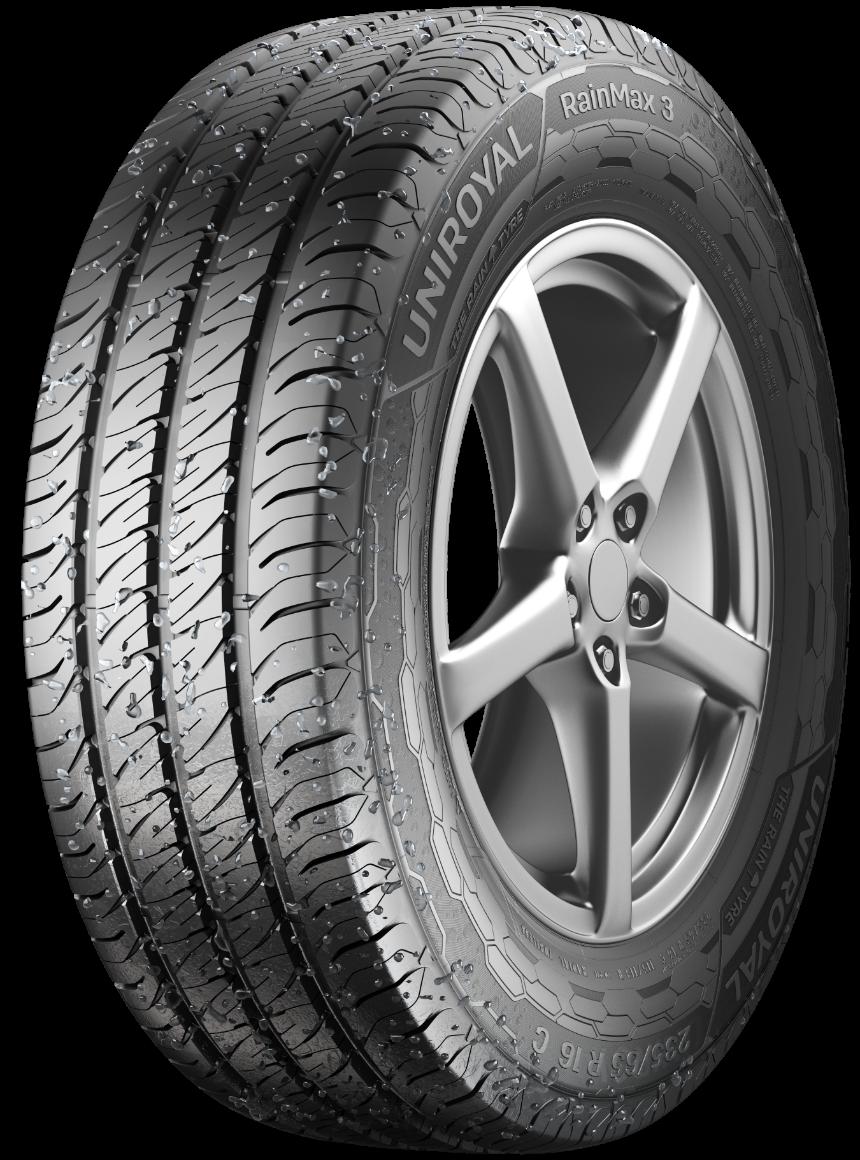 Summer Tyre Uniroyal RainMax 2 205/70R15 106 R