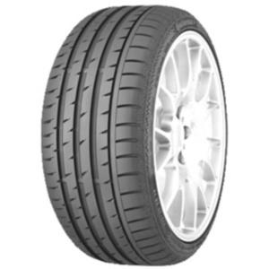 Summer Tyre CONTINENTAL ZO CSC5* SEAL 255/50R21 109Y Y