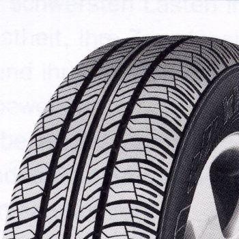 Summer Tyre KLEBER ZO VIAXER 165/60R14 75 T T