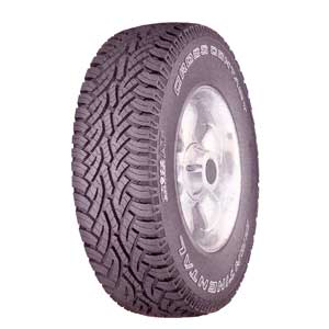 Summer Tyre CONTINENTAL ZO CROSSC AT 205/80R16 104T T