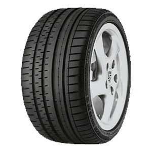Summer Tyre CONTINENTAL ZO CSC2 SSR*# 255/40R17 94 W W