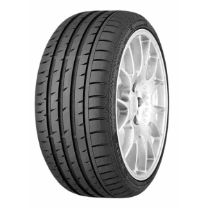 Summer Tyre CONTINENTAL ZO CSC3 MO 285/35R18 101Y Z