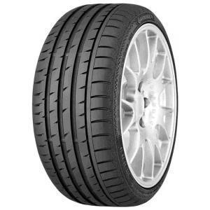 Summer Tyre CONTINENTAL ZO CSC5P AO 255/40R19 100Y Y