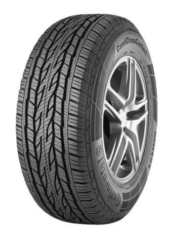 Tyre CONTINENTAL CROSSCOLX2 265/65R17