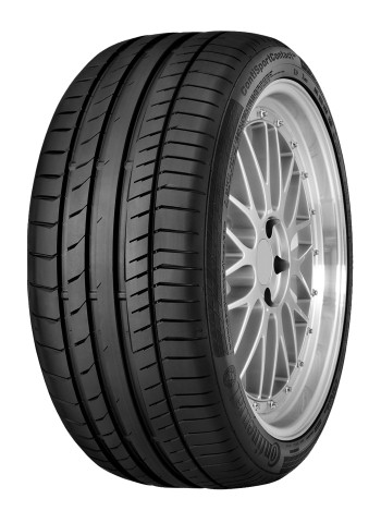 Tyre CONTINENTAL CSC5SUV 225/60R18