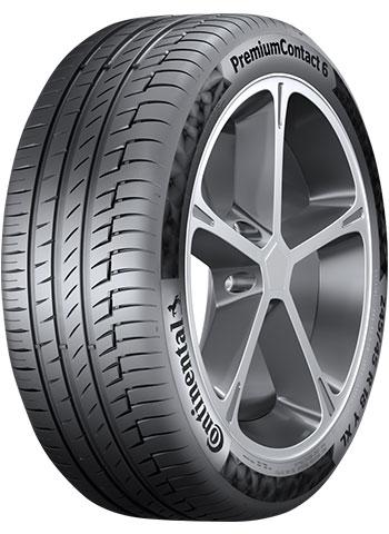 Tyre CONTINENTAL PRECON6XL 215/40R18 89 Y