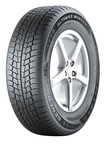 Tyre GENERAL ALTWIN3 175/70R14 84 T