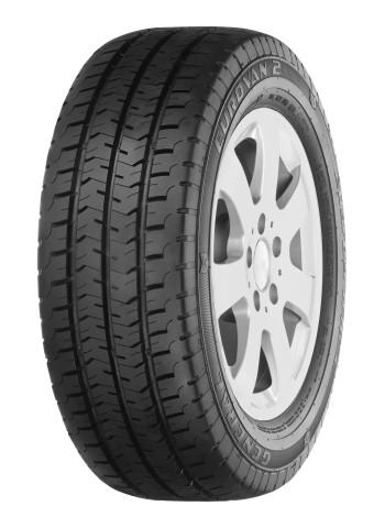 Tyre GENERAL EUROVAN2 225/65R16