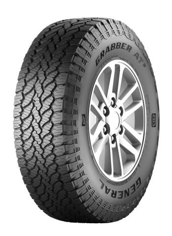 Tyre GENERAL GRABAT3 205/75R15 97 T