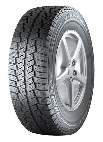 Tyre GENERAL VANWIN2 185/80R14