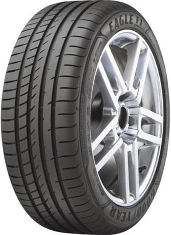 Tyre GOODYEAR EAGF1AS3XL 225/35R18 87 W
