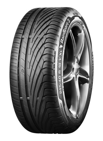 Tyre UNIROYAL RAINSPORT3 225/55R18 98 V