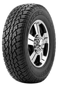 Summer Tyre BRIDGESTONE BRIDGESTONE D693II 265/55R19 109 V