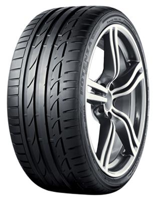 Summer Tyre BRIDGESTONE S001 Y 255/35R20 97 Y