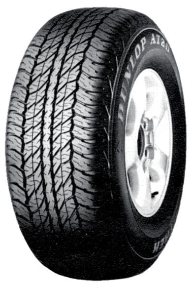Summer Tyre DUNLOP DUNLOP AT20 245/70R17 110 S